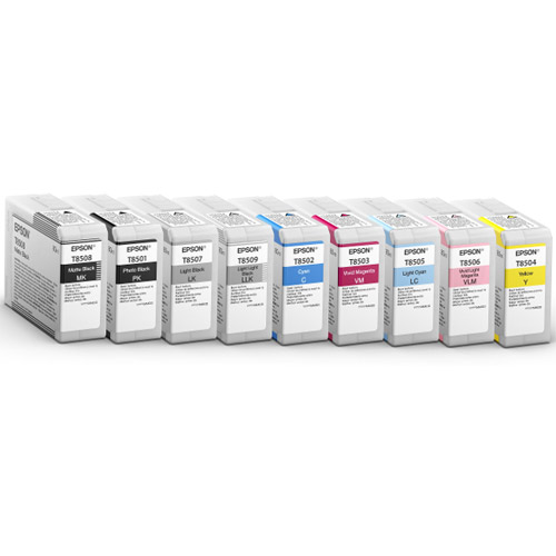 Epson SureColor P800 Color Ink Set