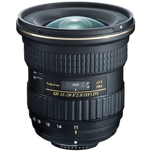 AT-X 11-20mm f/2.8 Pro DX Lens for Nikon
