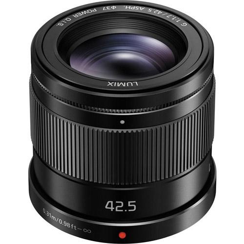 Micro Four-Thirds Fixed Focal Length Telephoto Lenses