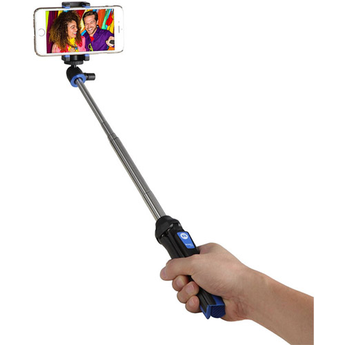 benro bk10 pocket tripod and selfie stick with bluetooth remote and gopro and phone attachments. Black Bedroom Furniture Sets. Home Design Ideas