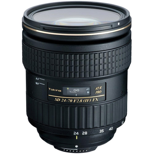 AT-X 24-70mm f/2.8 Pro FX Lens for Nikon
