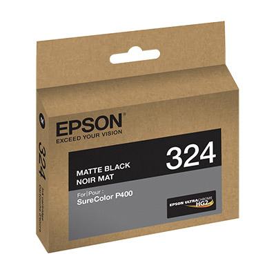 Epson T324820 Matte Black UltraChrome HG2 For P400 Inkjet Cartridges Vistek