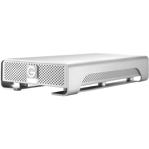 G-Technology 4TB G-DRIVE Pro External Hard Drive USB 3.0/eSATA ...