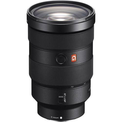 SEL FE 24-70mm f/2.8 GM E-Mount Lens