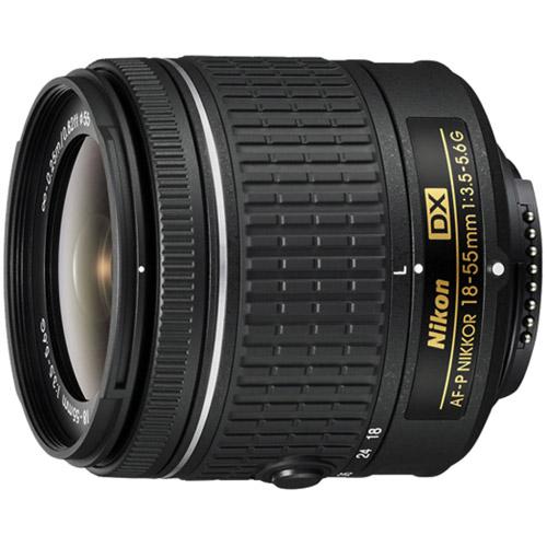 AF-P DX NIKKOR 18-55mm f/3.5-5.6 G Lens