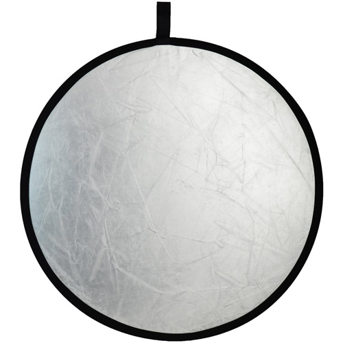 """Rogue 2-In-1 Super Soft Silver/Natural White 32"""" Reflector"""