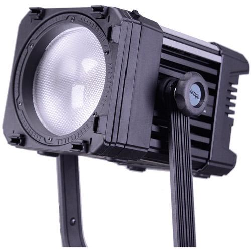 Wireless Puck Lights Canada: LED Go LG-D600C LED Fresnel Light Bi-Colour With WiFi/DMX