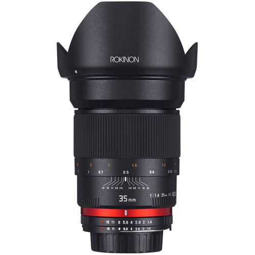 35mm F1.4 UMC Wide Angle Lens for Sony E-Mount