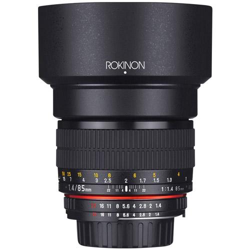 85mm F1.4 Aspherical Lens for Fuji X Mount