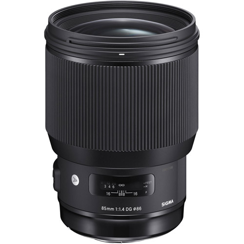 ART 85mm f/1.4 DG HSM Lens for Canon