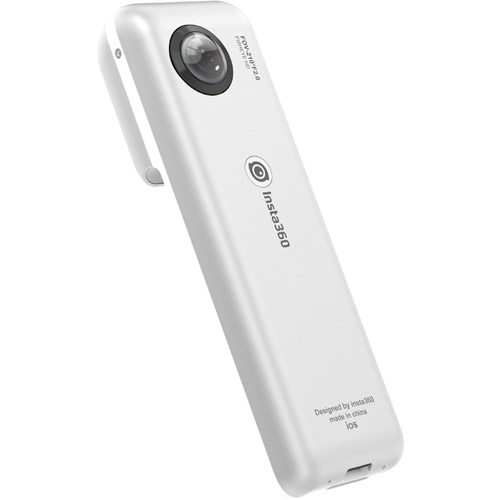 Nano Spherical VR Video Camera for iPhone 7/7 Plus /6/6 Plus/6s/6s Plus