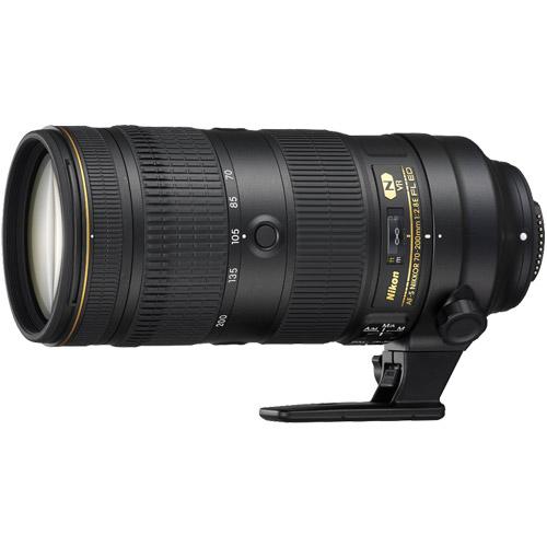 AF-S NIKKOR 70-200mm f/2.8 E FL ED VR Zoom Lens