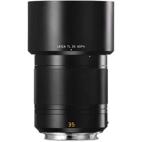 35mm f/1.4 ASPH Summilux-TL Black Lens