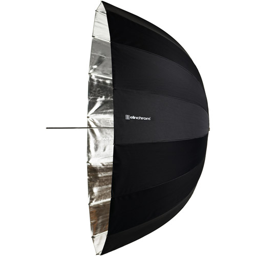 "Umbrella Deep Silver 125 cm (49"")"