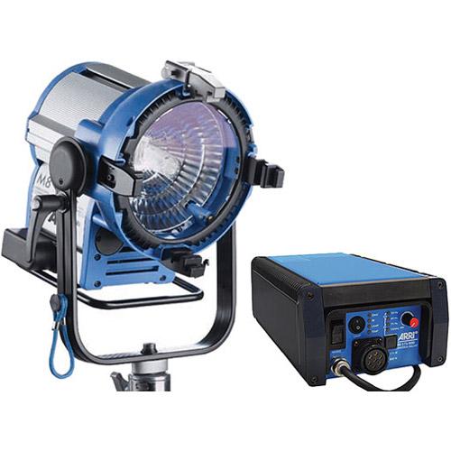 Arri Lighting M8 HMI System with Highspeed Ballast  sc 1 st  Vistek & Arri Lighting M8 HMI System with Highspeed Ballast L0.0006567 ...