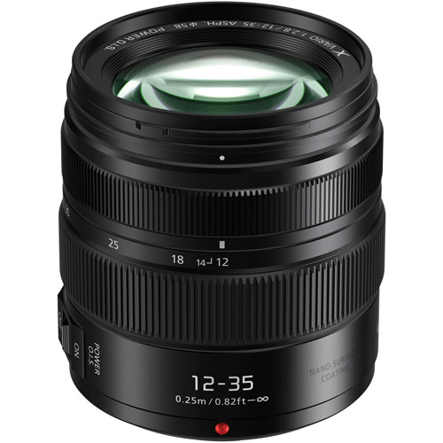 Micro Four-Thirds Zoom Lenses