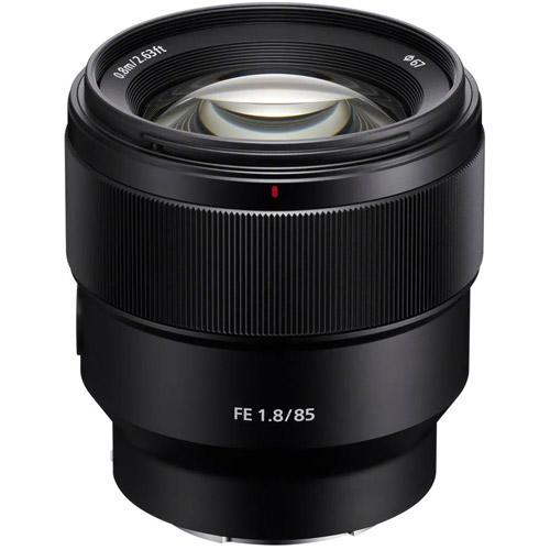 Full-Frame Fixed Focal Length Telephoto  Lenses