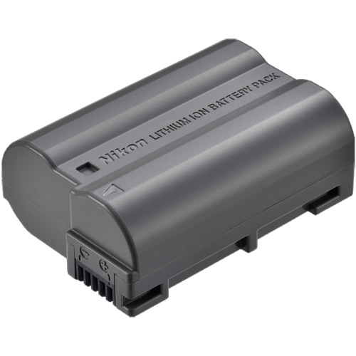 EN-EL15A Rechargeable Battery for D850, D810, D750 , D610, D500, D7500, D7200, D7100