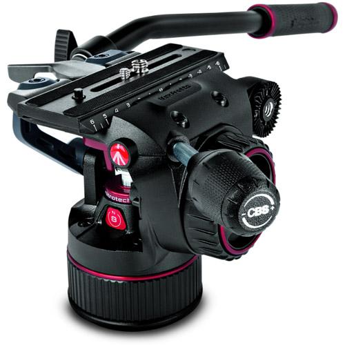 Nitrotech N8 Fluid Video Head