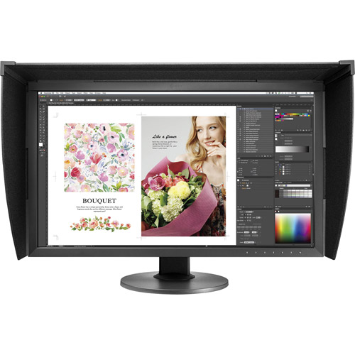 "CG2730-BK 27"" 2560x1440 IPS LED, 99% Adobe RGB Coverage, 98% DCI/P3 Coverage, DP/DVI/HDMI, Black"