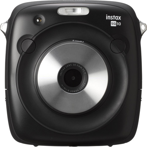 Instax SQUARE SQ10 Hybrid Instant Camera - Black