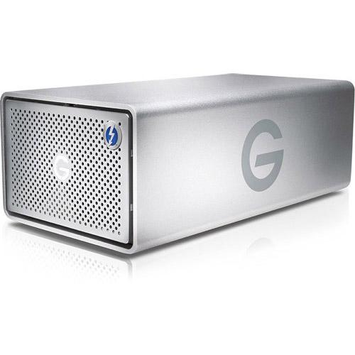 8TB G RAID 2x Thunderbolt 3 USBC