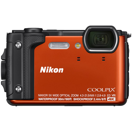 Coolpix W300 Orange