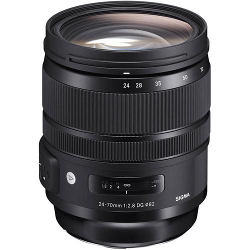 ART 24-70mm f/2.8 DG OS HSM Lens for Nikon