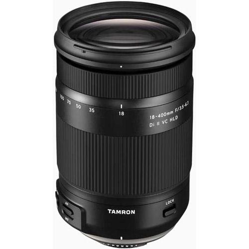 Tamron 18-400mm f/3.5-6.3 Di II VC HLD Lens for Nikon 104B028N DSLR ...
