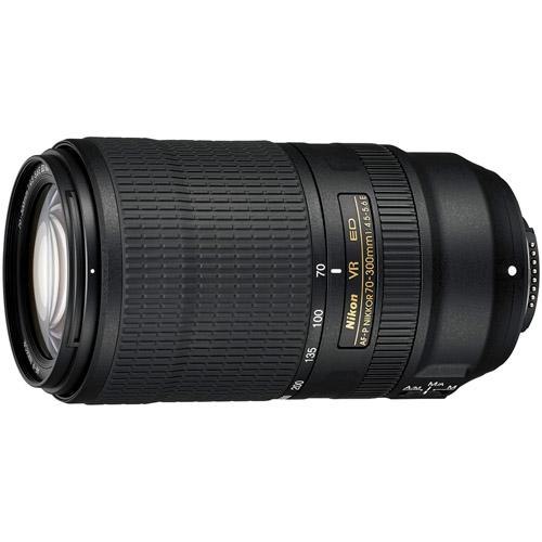 AF-P NIKKOR 70-300mm f/4.5-5.6 E ED VR Lens