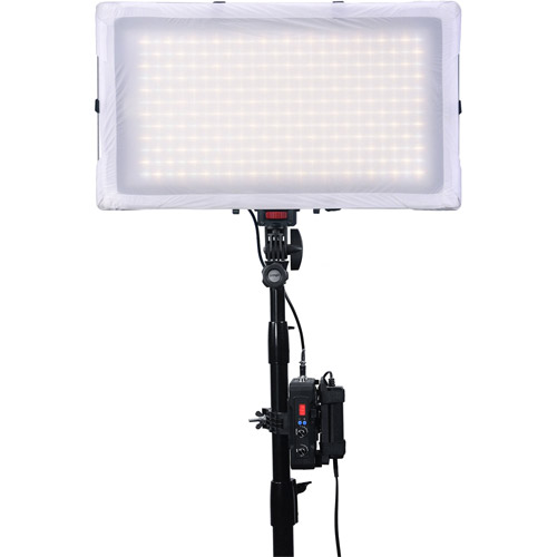 LG-V58C1K1 Versatile LED Light with AC Adapter, Control box, 1 x Tiles, 1 x Frame and 1 x Backing