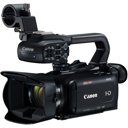 XA15 Video Camcorder