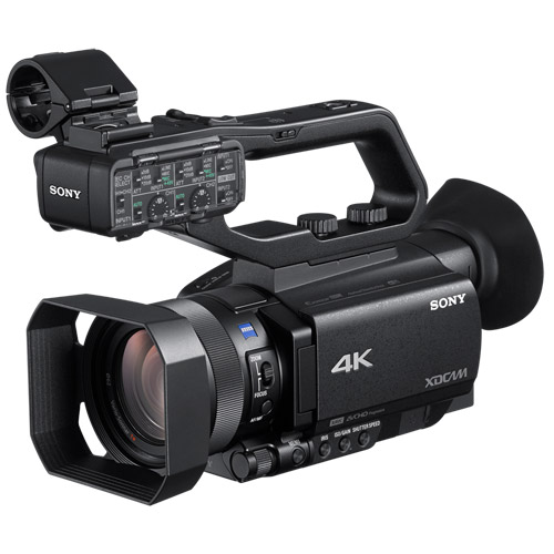PXWZ90V 4K Compact XDCAM Camcorder