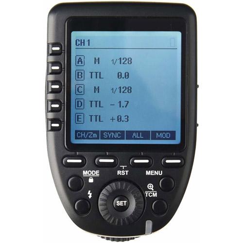 XProN TTL Wireless Flash Trigger for Nikon