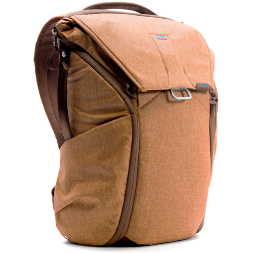 1c7ad414b9 Peak Design Everyday Backpack 20L - Tan BB-20-BR-1 All Weather ...