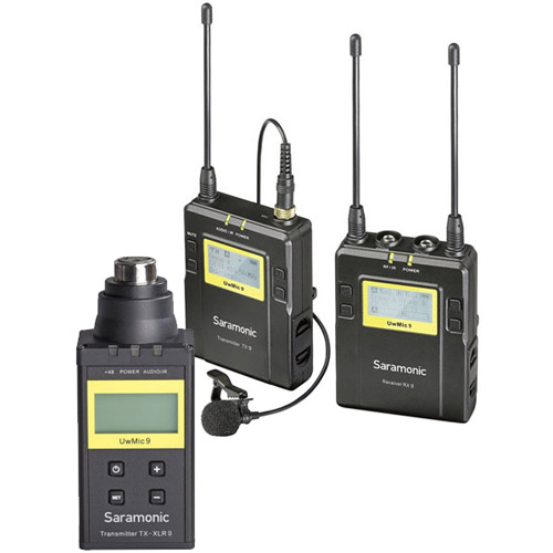 Wireless Microphones Systems