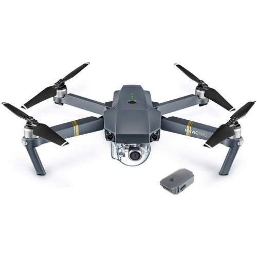 Mavic Pro With Battery