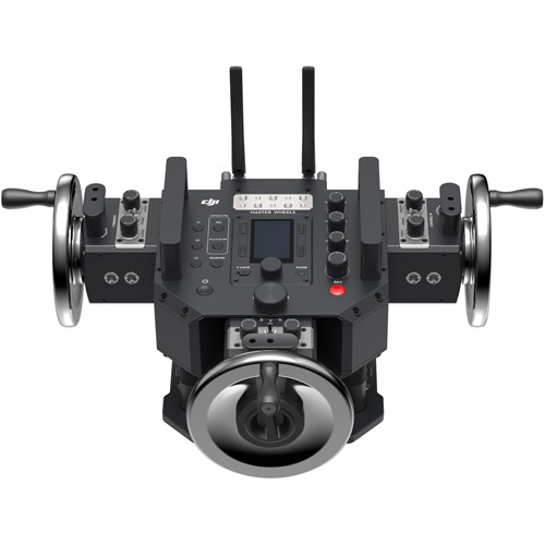 Master Wheels  3-Axis