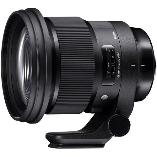 ART 105mm f/1.4 DG HSM Lens for Sony E-Mount