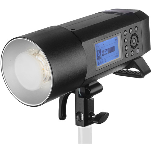 AD400Pro Wistro All-In-1 Outdoor Flash w/Bowen Adapter & Carrying Case
