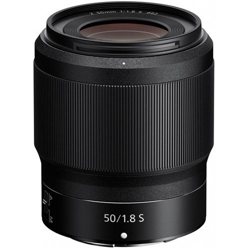 NIKKOR Z 50mm f/1.8 S Lens