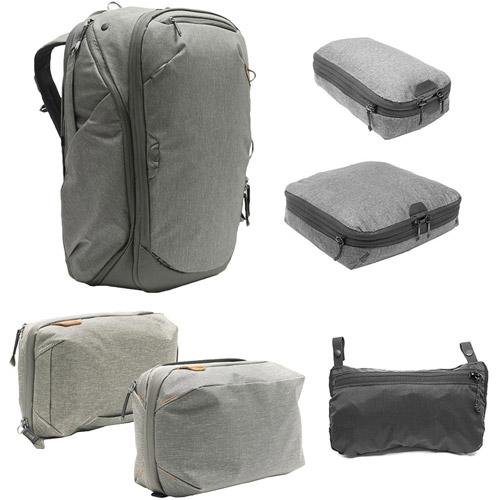 Peak Design Travel Backpack 45L w  Sm   Md Packing Cubes b42f99d11fecc