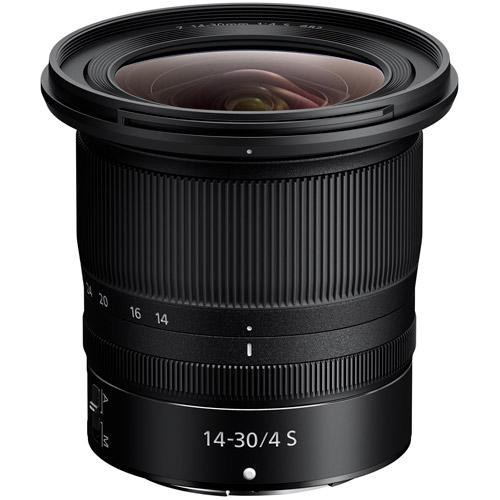 NIKKOR Z 14-30mm f/4.0 S Lens
