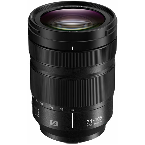 Lumix S 24-105mm f/4.0 Macro OIS L-Mount Lens