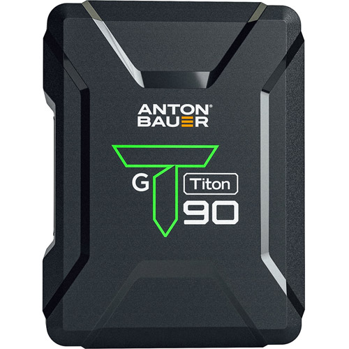Titon Gold Mount Lithium Ion Battery, 14.2 volts 92Wh