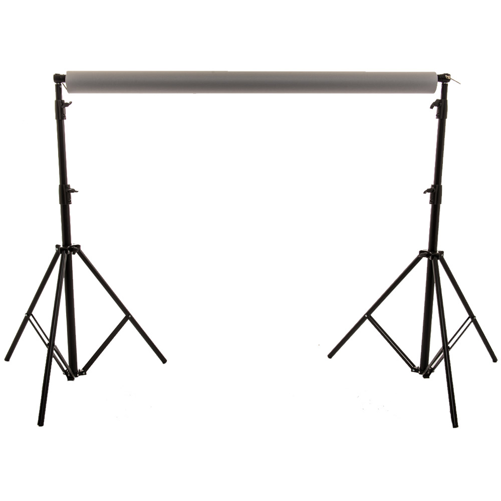 Mantis 2.5 m Background Kit (Include Stands 3 m Telescopic Bar and Bag)