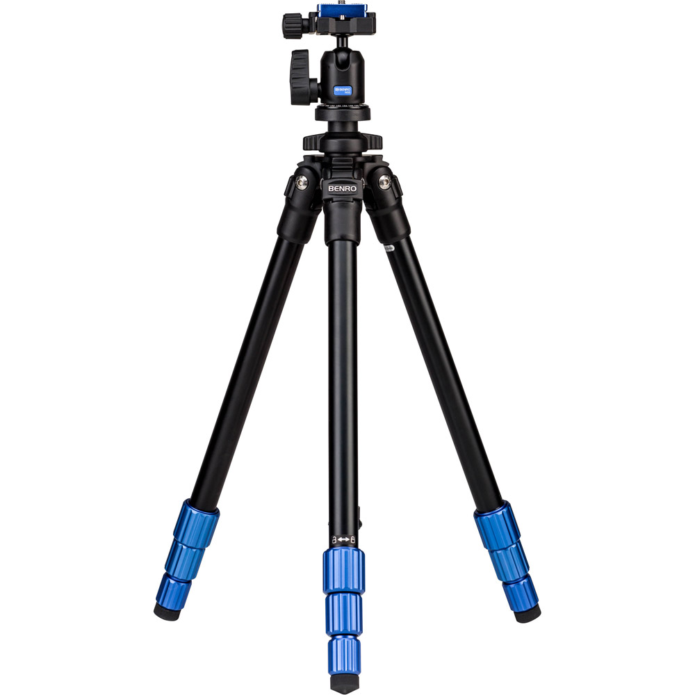 Benro TSL08AN00 Slim Aluminum Tripod Kit with N00 Ball Head
