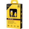 Slim HDMI Cable w/ v1.4 Ultra HD 4K Support 1.5 Feet (Mini to Standard)