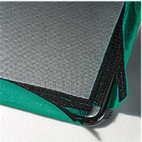 "I750D 24""x36"" Double Net Scrim Black"