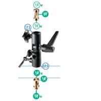026 Lite Tite Umbrella Adapter
